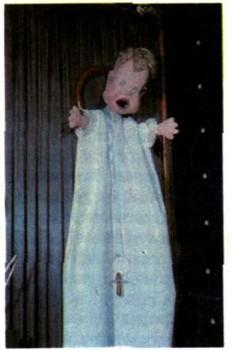 Как сделать куклу шкатулку  видео 8